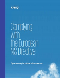 COMPLYING WITH THE EUROPEAN NIS DIRECTIVE CYBERSECURITY FOR CRITICAL INFRASTRUCTURES