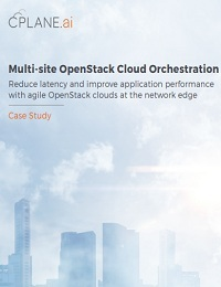 MULTI-SITE OPENSTACK CLOUD ORCHESTRATION