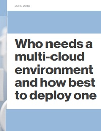 IS IT TIME TO LOOK INTO MULTI-CLOUD STORAGE?