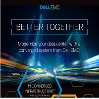 CONVERGED INFRASTRUCTURE + ISILON: BETTER TOGETHER
