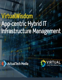 APP-CENTRIC HYBRID IT INFRASTRUCTURE MANAGEMENT