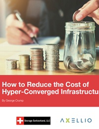 HOW TO REDUCE THE COST OF HYPER-CONVERGED INFRASTRUCTURE