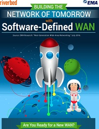 BUILDING THE NETWORK OF TOMORROW WITH SOFTWARE-DEFINED WAN