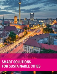 SMART SOLUTIONS FOR SUSTAINABLE CITIES