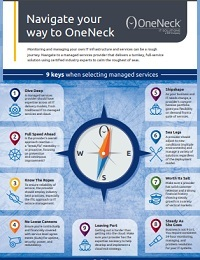 NAVIGATE YOUR WAY TO ONENECK