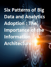 SIX PATTERNS OF BIG DATA AND ANALYTICS ADOPTION : THE IMPORTANCE OF THE INFORMATION ARCHITECTURE