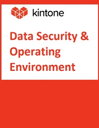 DATA SECURITY & OPERATING ENVIRONMENT