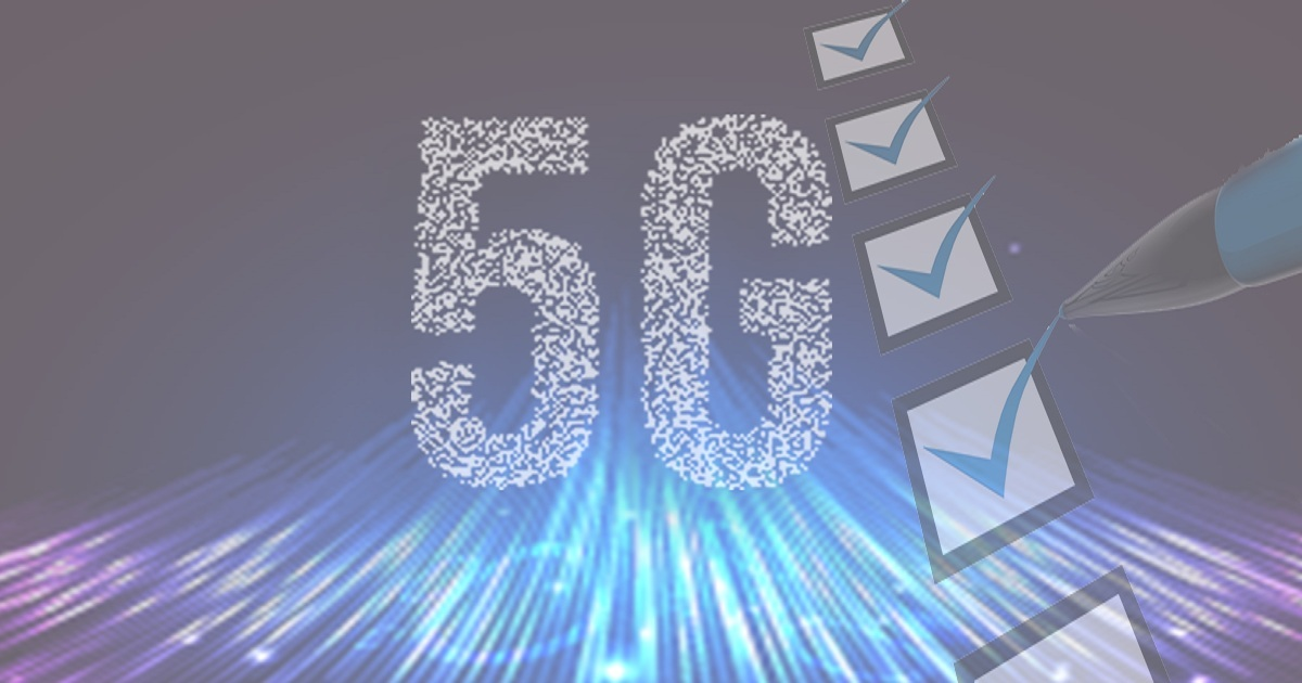 CHECKLIST: TOP 4 REQUIREMENTS WHEN PLANNING YOUR 5G DATABASE