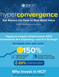 """HYPERCONVERGENCE :GET BEYOND THE HYPE TO REAL-WORLD VALUE