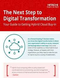 THE NEXT STEP TO DIGITAL TRANSFORMATION