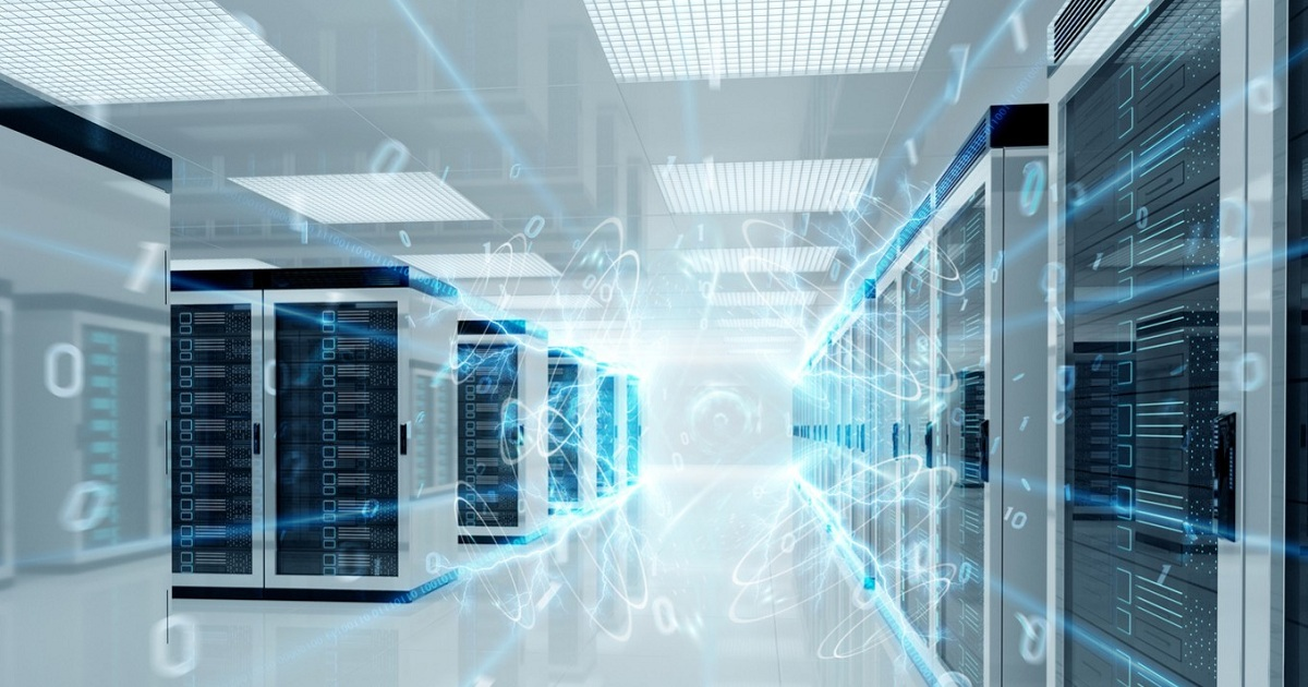 GETTING DATA CENTERS READY FOR BOOMING DIGITAL ECONOMY